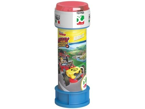Bańki mydlane Mickey Mouse i raźni rajdowcy - Myszka Miki - 1 szt.