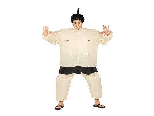 Dmuchany kostium wojownika Sumo dla mężczyzny