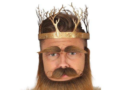 Korona złota Króla - 1 szt.