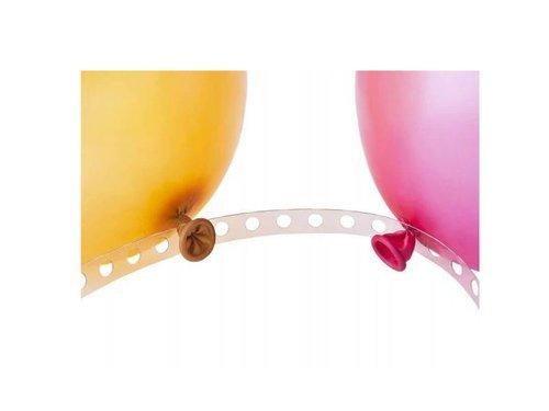 Taśma do tworzenia girland balonowych. 5 metrów.