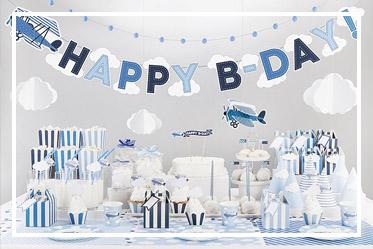 Urodziny Dzieci Chłopiec Sklep Internetowy Partyshop Congeepl