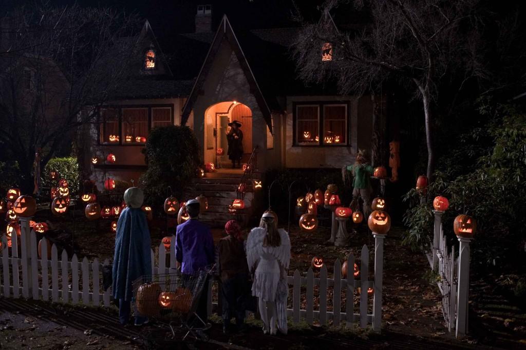 Zabawa na Halloween