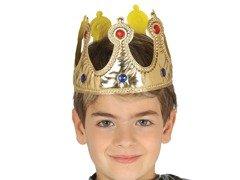 77a1651f56a31b Strój króla na Jasełka, korona i peleryna króla